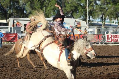 High School Rodeo at halfway mark