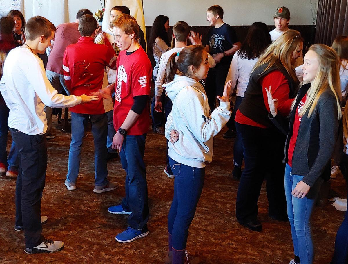 Challis students gain insight during leadership training