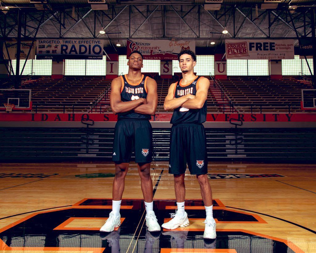 Idaho State men's basketball seniors Tarik Cool, Malik Porter to return for another year