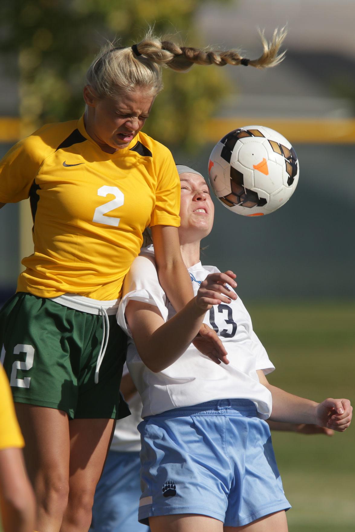 Bonneville Skyline girls soccer