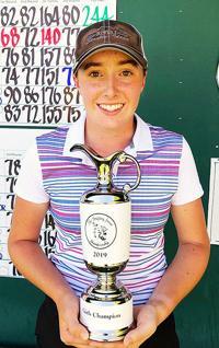 Kelli Ann Strand wins Boise tourney