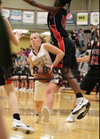 Girl's basketball teams enter Districts