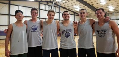 North Fremont boys basketball
