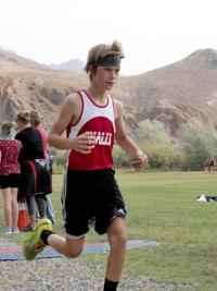 Viking runners fare well at home cross country meet
