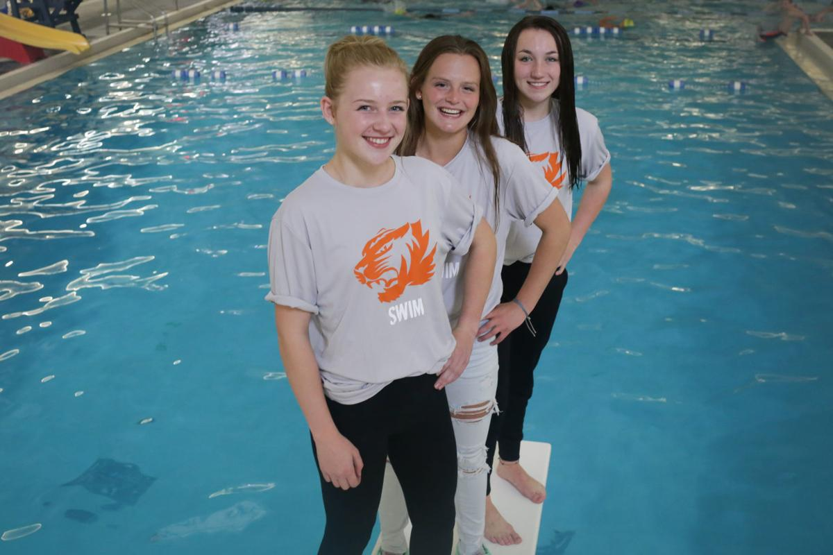 Historic state title adding 'fuel to the fire' this season for Idaho Falls girls swim team