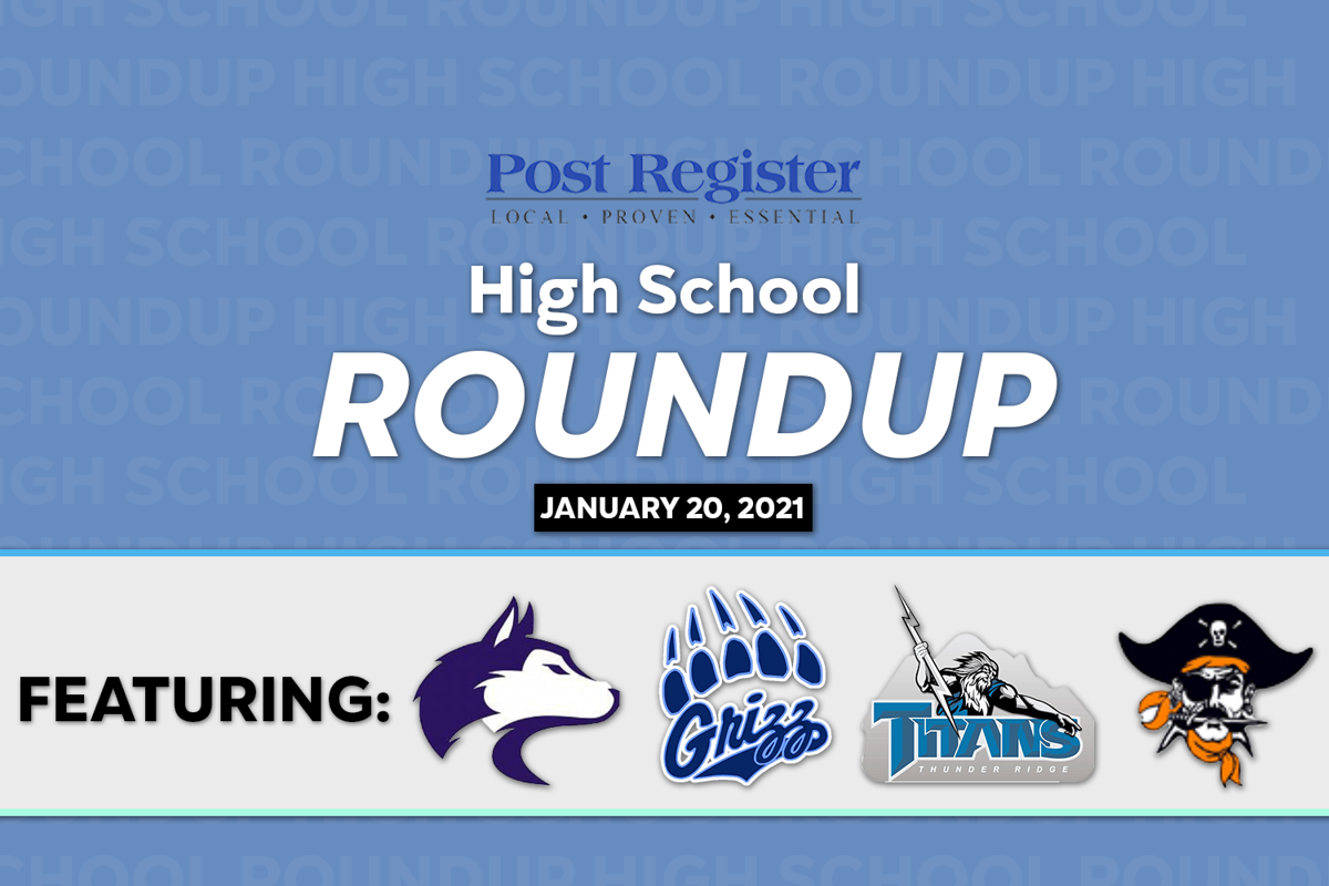 HIGH SCHOOL ROUNDUP: Lenz scores 19 as North Fremont boys basketball tops Ririe