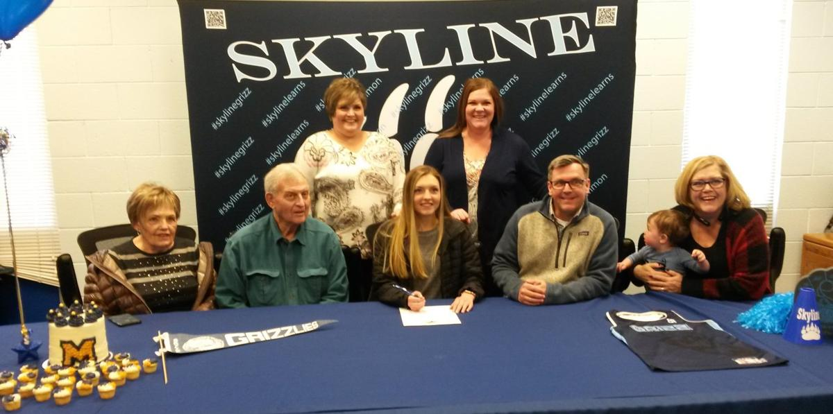 Skyline's Fish signs with Montana State track
