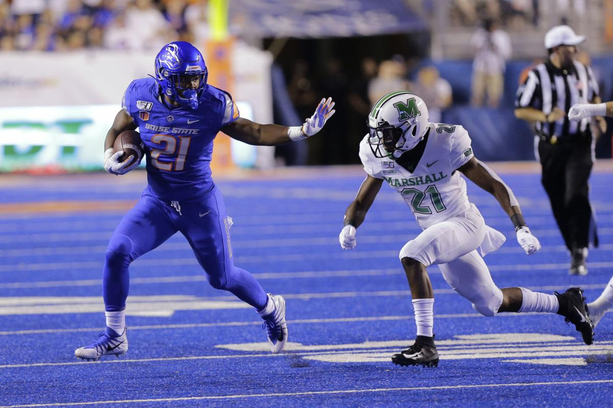 Boise State confident struggling run-game will improve soon