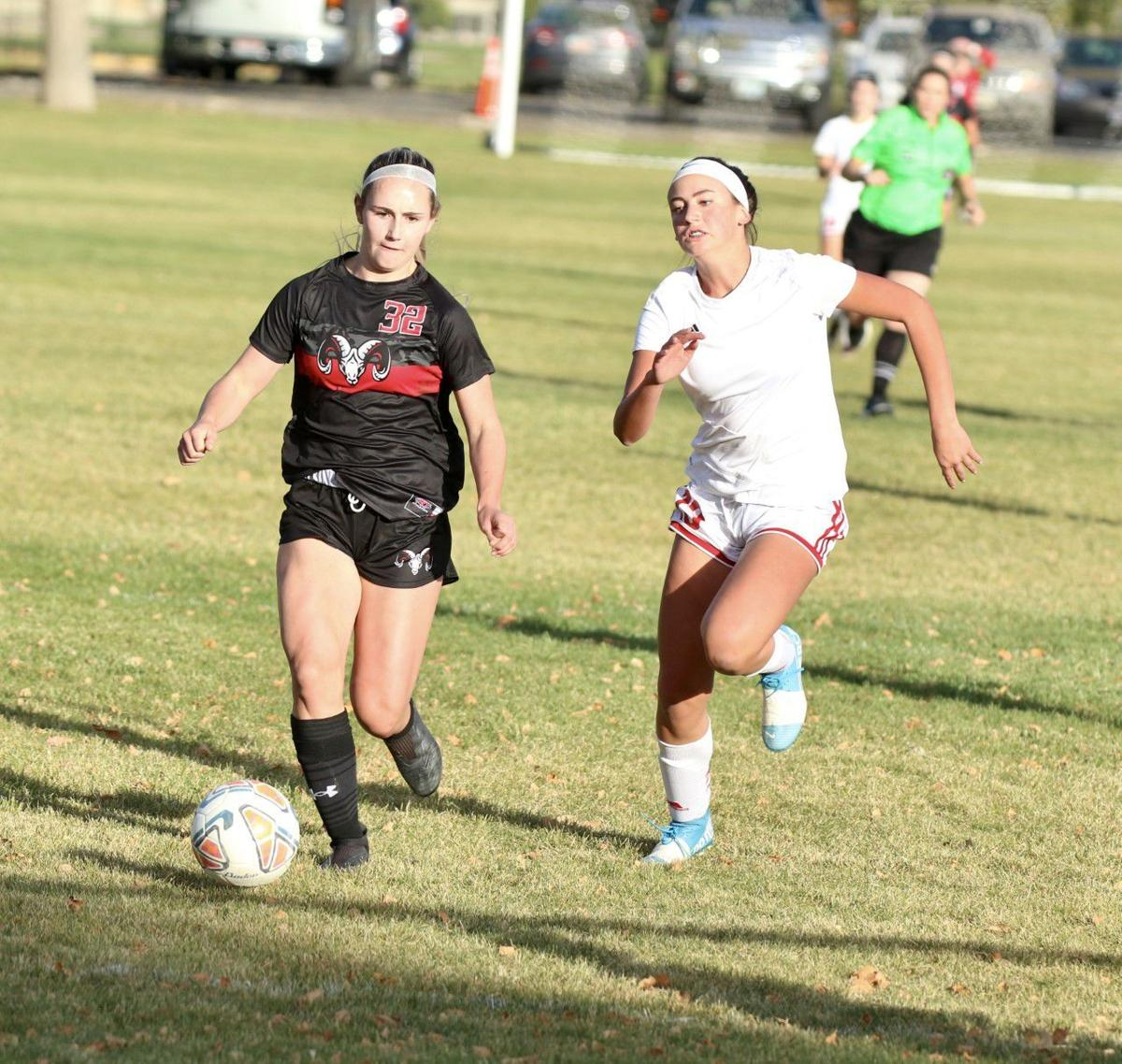 GIRLS SOCCER: Madison falls to Highland in district title game