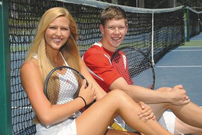 All-Area Boys Tennis Player of the Year: Orin Duffin, Hillcrest