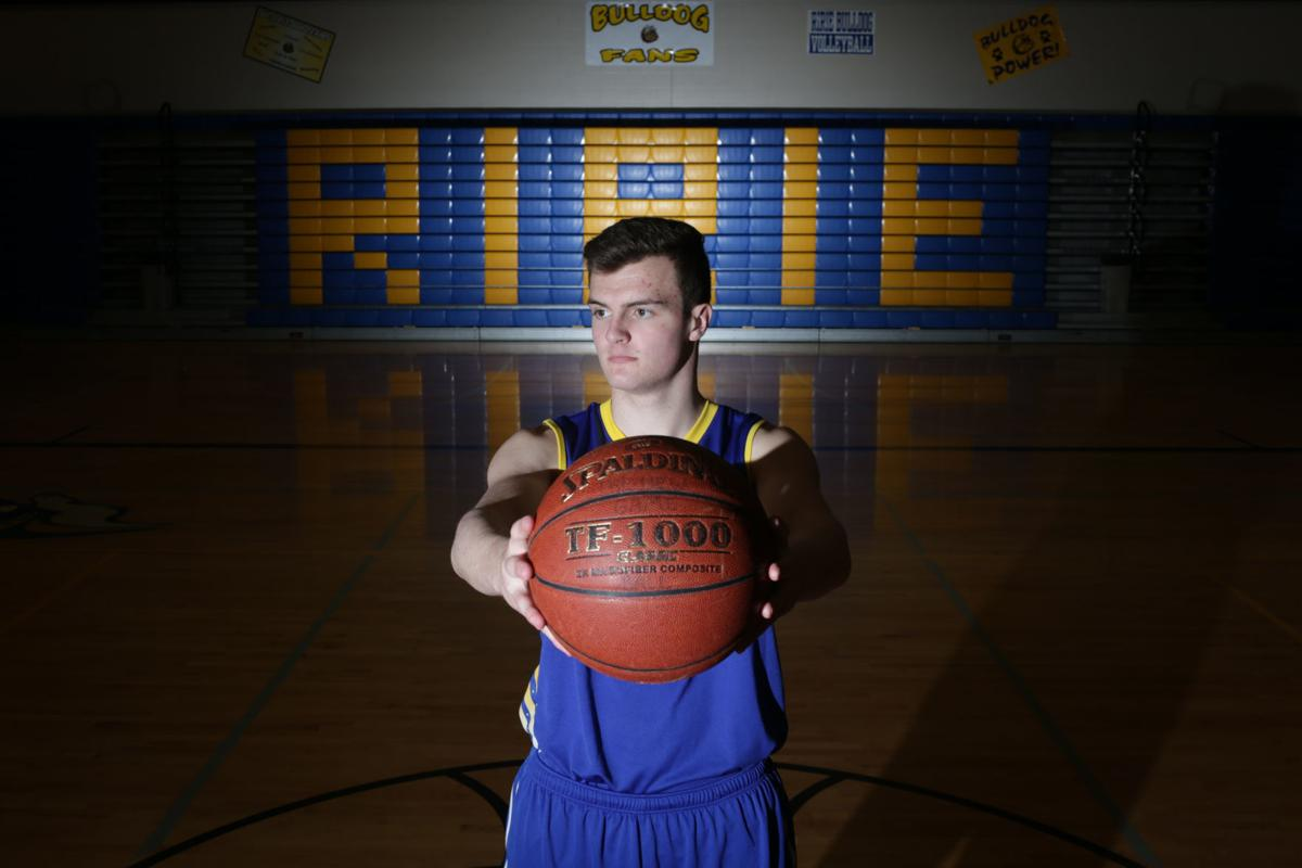 All-Area Boys Basketball Player of the Year: Michael Ure, Ririe