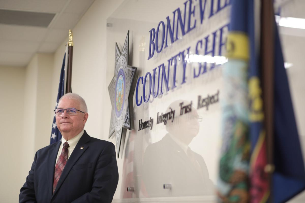 Sheriff Paul Wilde retires