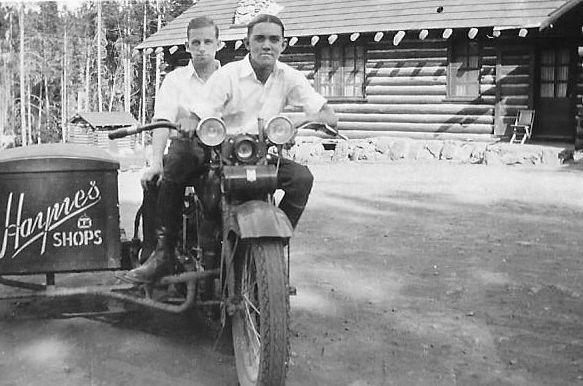 Don Motorcycle YNP 4