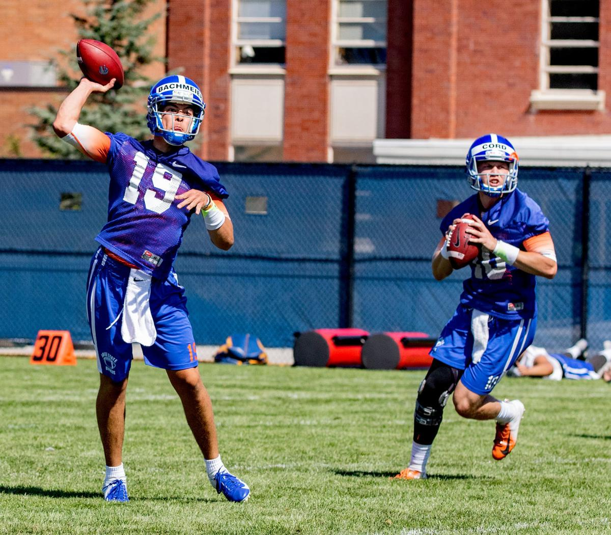 Boise State's QB battle could be nearing conclusion
