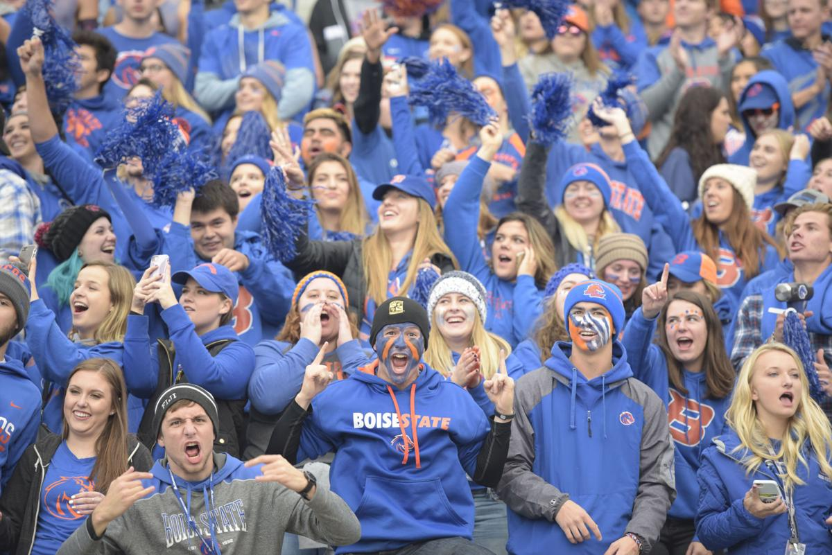 Advantage negated: Boise State's historic home-field edge won't be the same without fans
