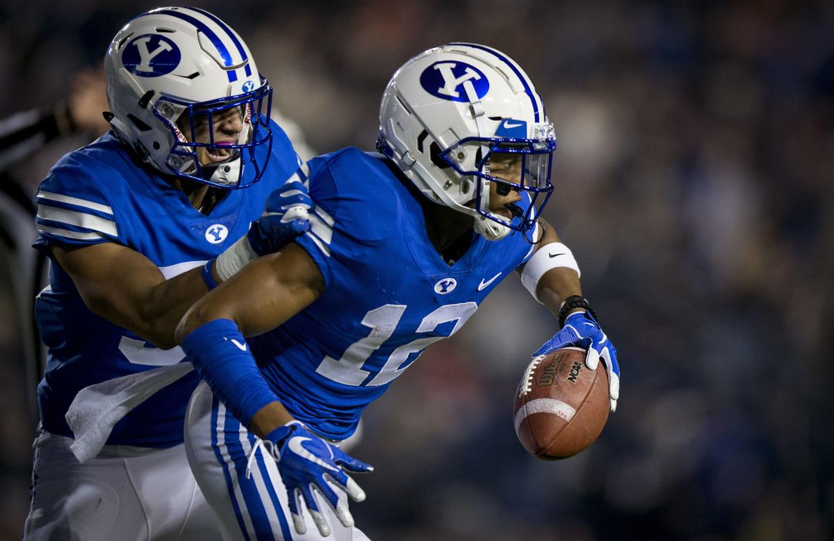 BYU headed for Potato Bowl; Utah to play in Holiday Bowl; Utah State headed to New Mexico Bowl