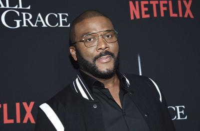 "NY Premiere of Tyler Perry's ""A Fall from Grace"""