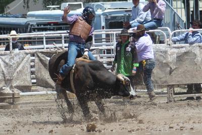 Riley Barber - Idaho State Champion Bull Rider