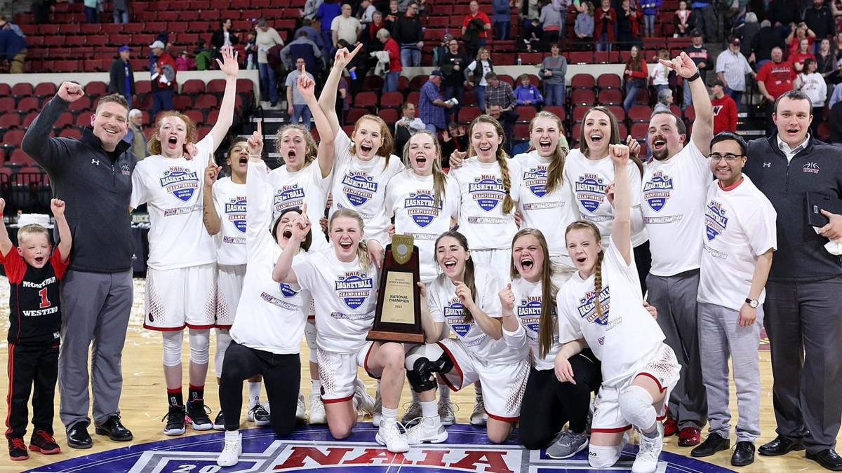 Anderson helps lead Montana Western to NAIA title