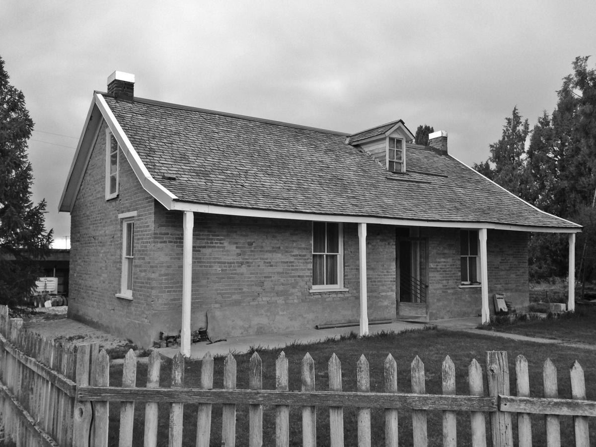 Historic county home receives IHT grant