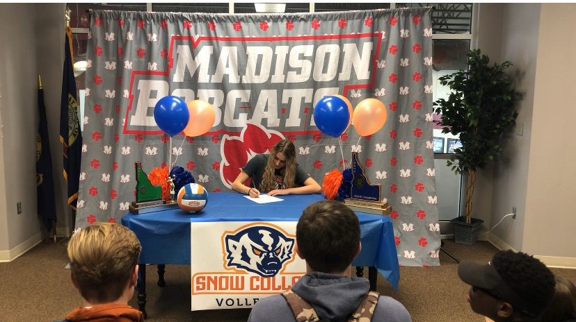 Madison's Gordon signs to play at Snow College