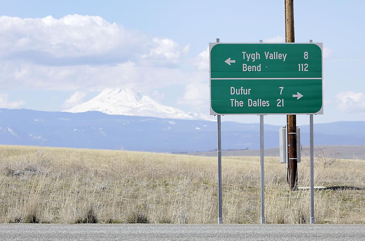 Rural Oregon
