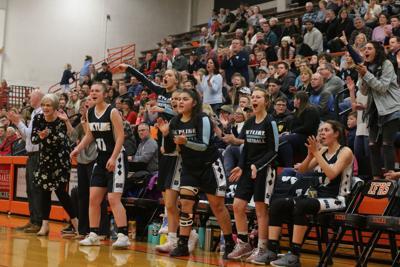 Hillcrest vs. Skyline girls basketball