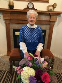 Baxter celebrates 102nd birthday