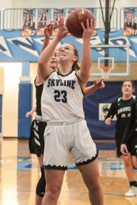 GIRLS BASKETBALL: Skyline tops Blackfoot, 61-49, creating a tie for 4A conference lead