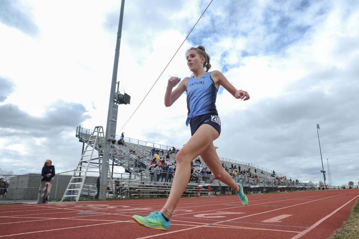 TRACK: Why Skyline feels so comfortable looking at the scoreboard