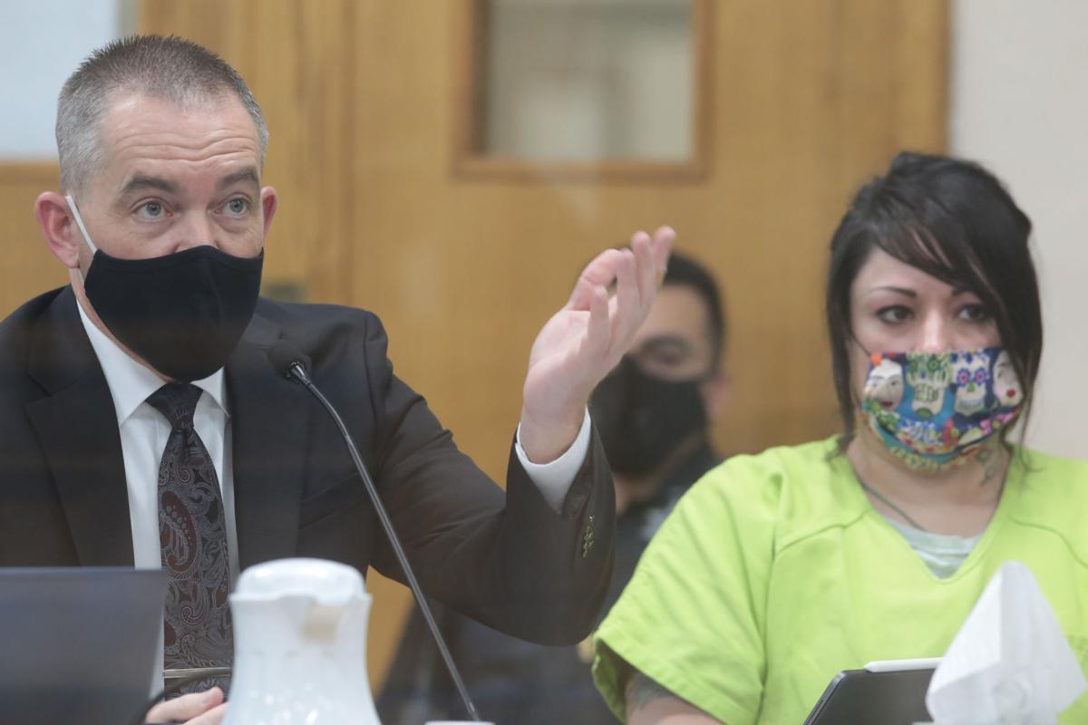 Judge dismisses manslaughter charge in Jenna Holm case