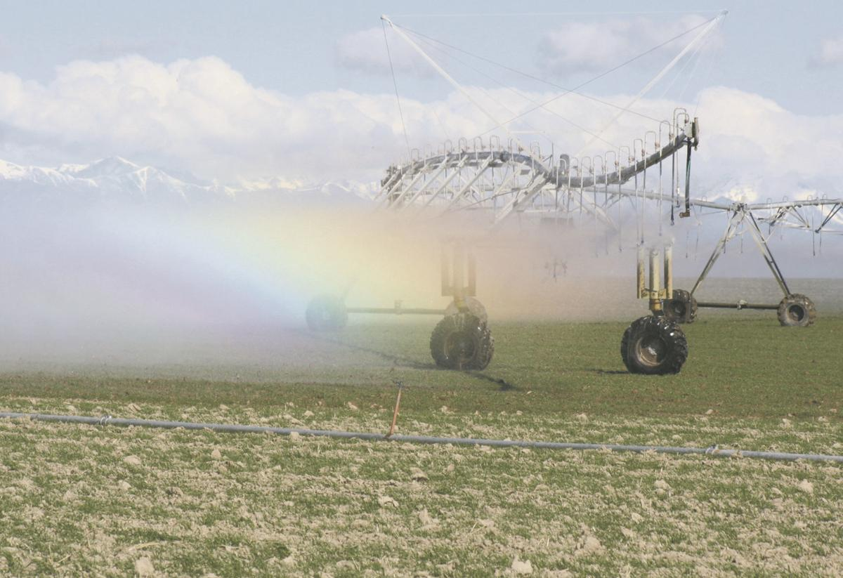 Irrigation Equipment Show Conference Is Thursday Southwestern