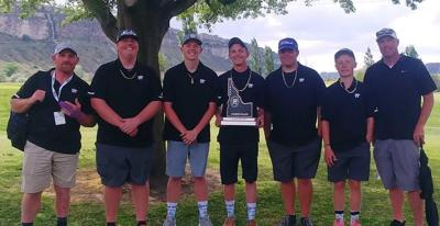 Panthers claim 4th place at state golf