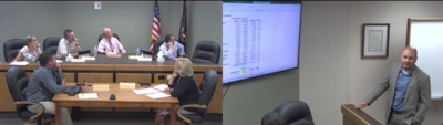 City Council meeting discusses fee increase