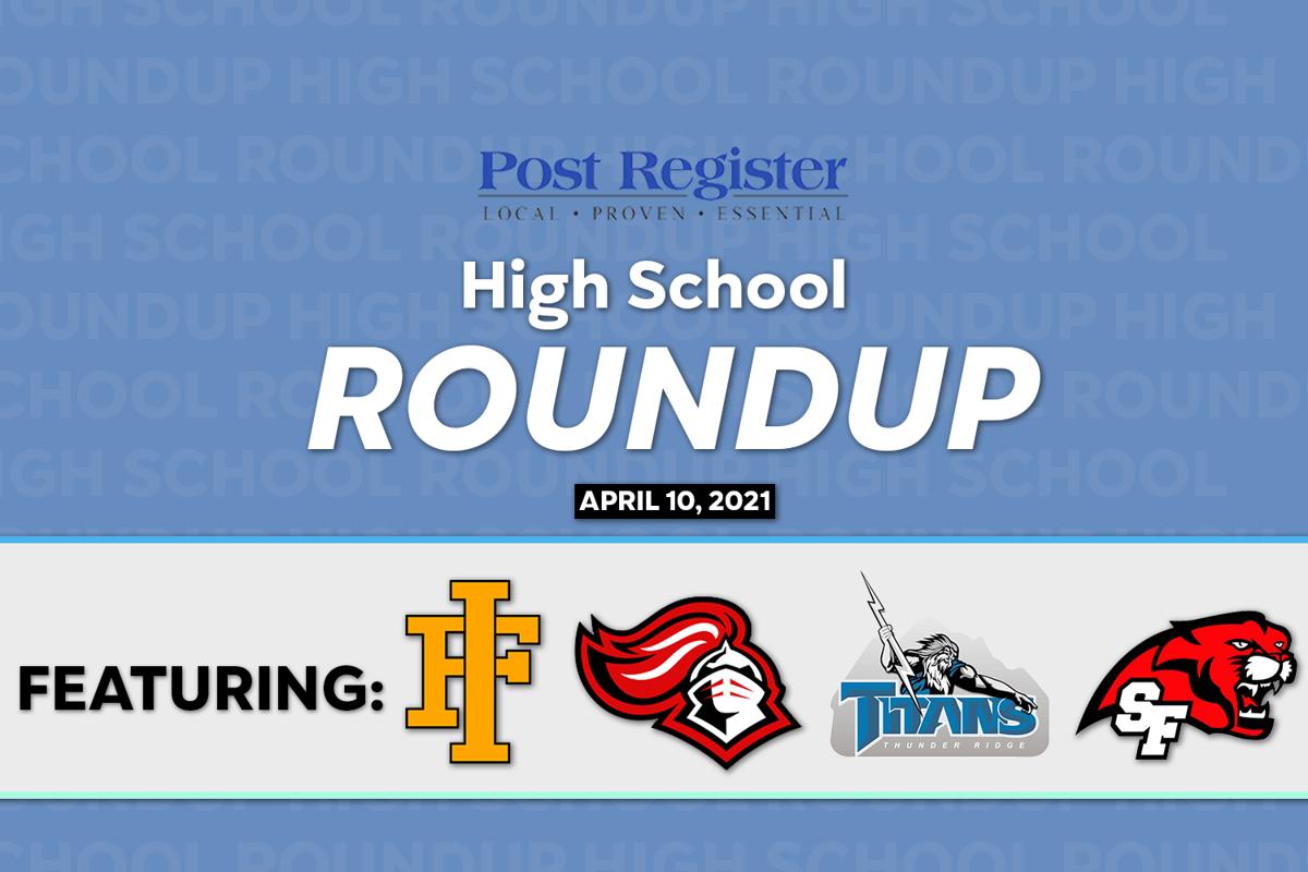 HIGH SCHOOL ROUNDUP: Sorenson, Rose, Cherry lead Idaho Falls baseball over Thunder Ridge