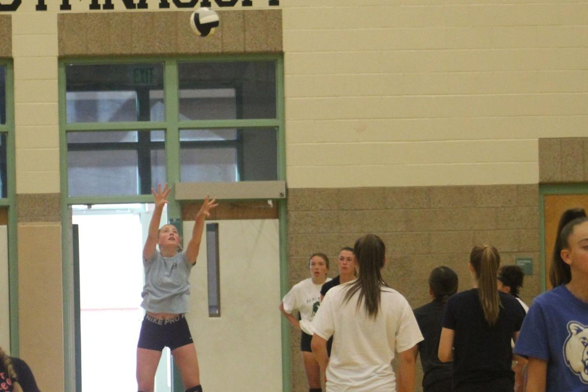 BHS hosts Varisty Volleyball Camp