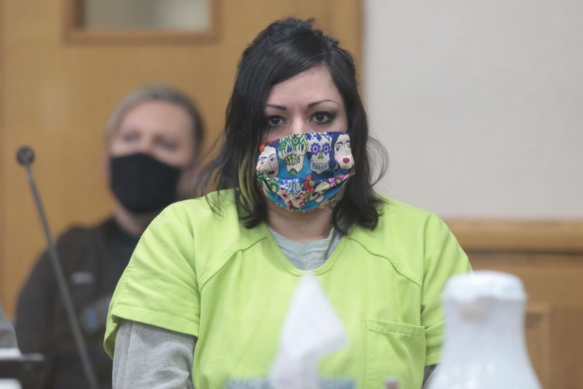 Jenna Holm preliminary hearing