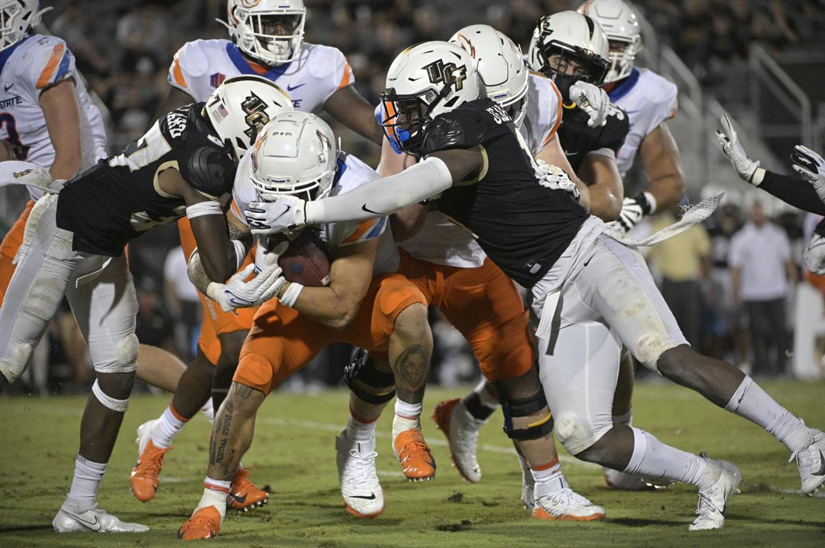 Boise State offense analyzing 'very, very disheartening' rushing numbers from UCF loss