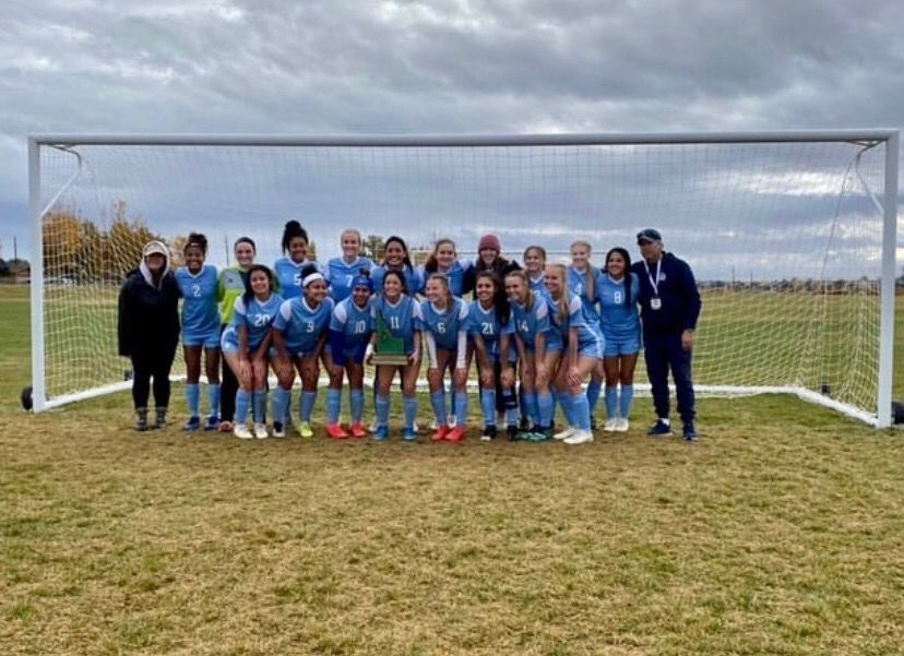 HIGH SCHOOL GIRLS SOCCER: Skyline earns first state trophy with OT win over Bishop Kelly