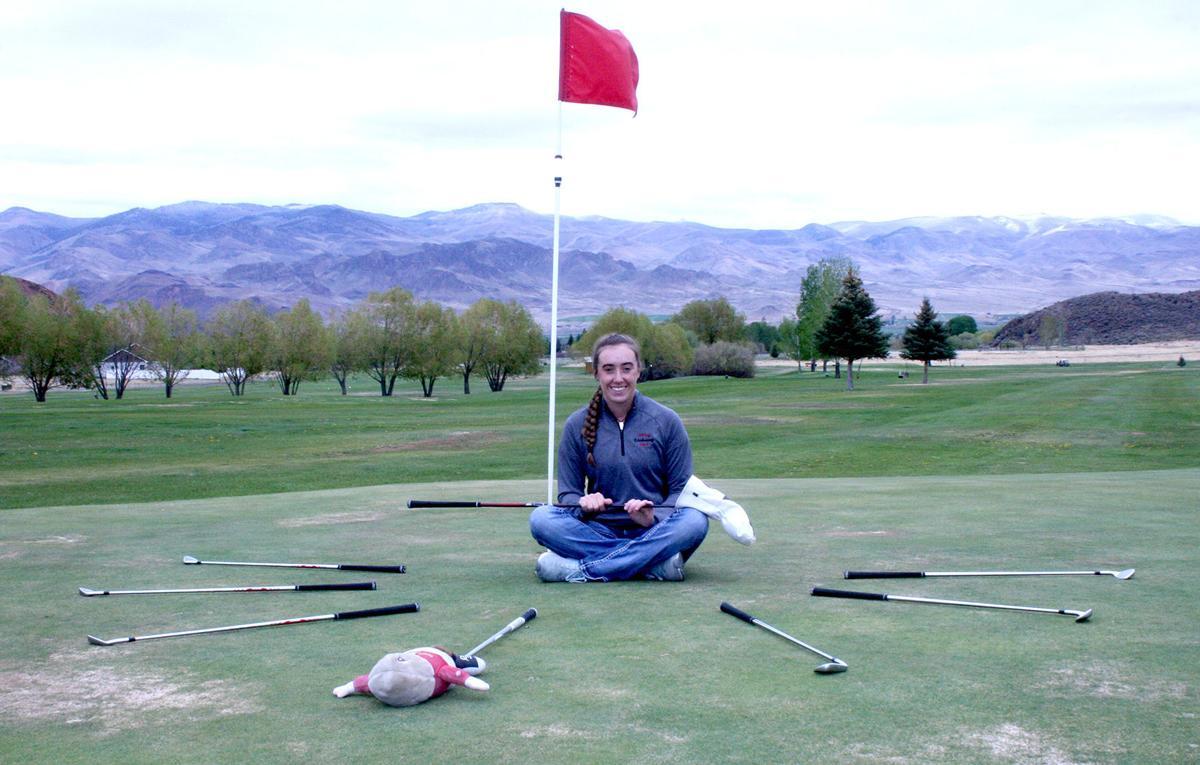 Kelli Ann Strand wins 2nd state golf title