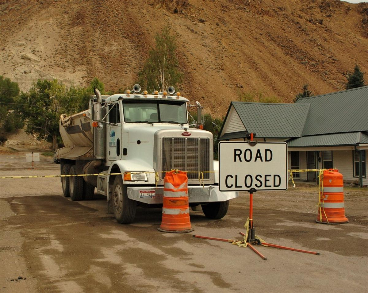 3rd Street work delayed by need for more valves