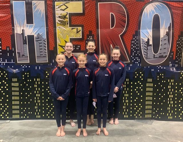 Mighty Tucks earn 27 medals at state championships