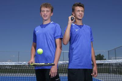 Tennis players of the year