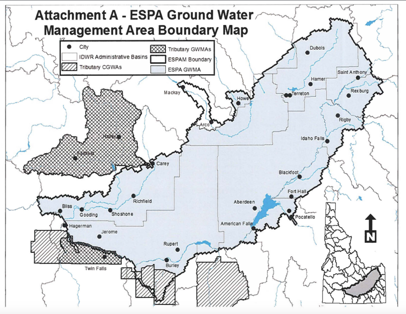 Judge rules Idaho can create management area to maintain ESPA groundwater - Post Register