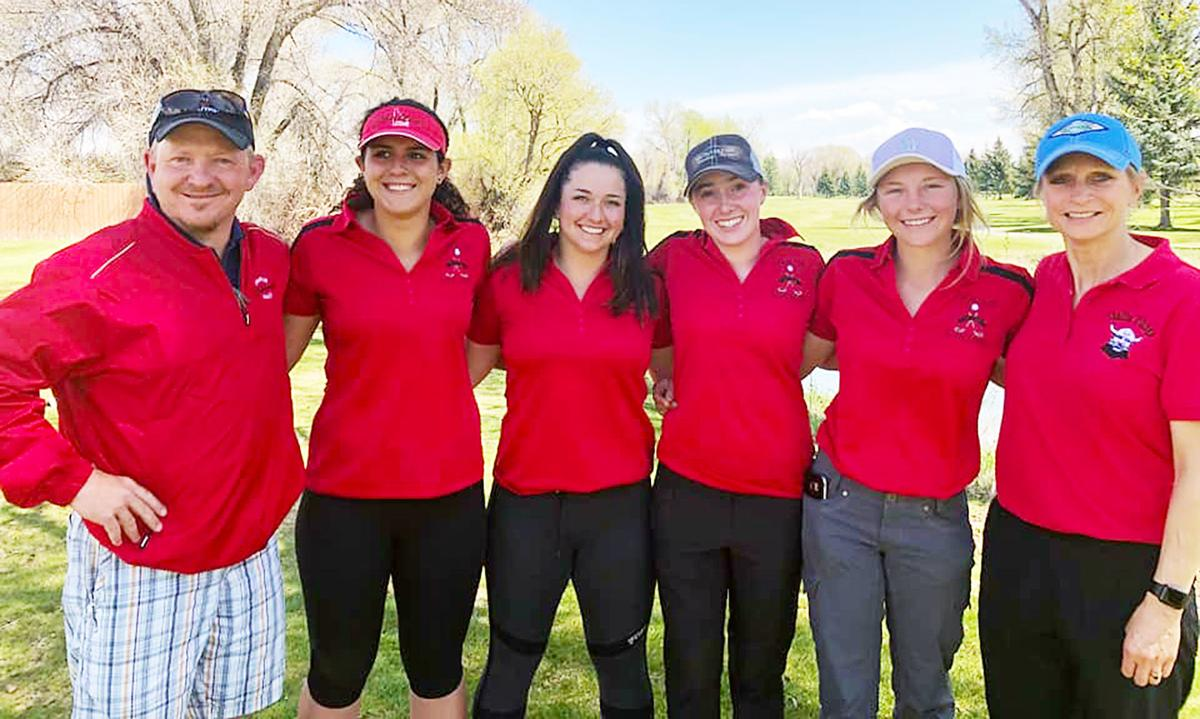 Challis golfers win at districts, off to state Monday