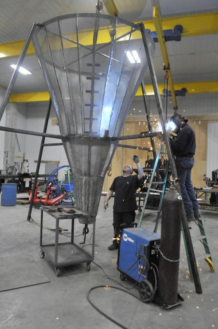 Rupert giant sugar beet under construction