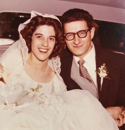60th anniversary: Giovanni and Emilia Bargero