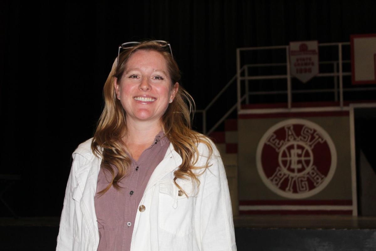 McBride named Drama Teacher of Year