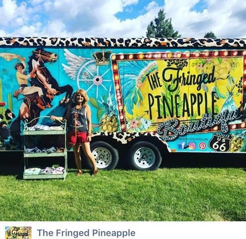 The Fringed Pineapple