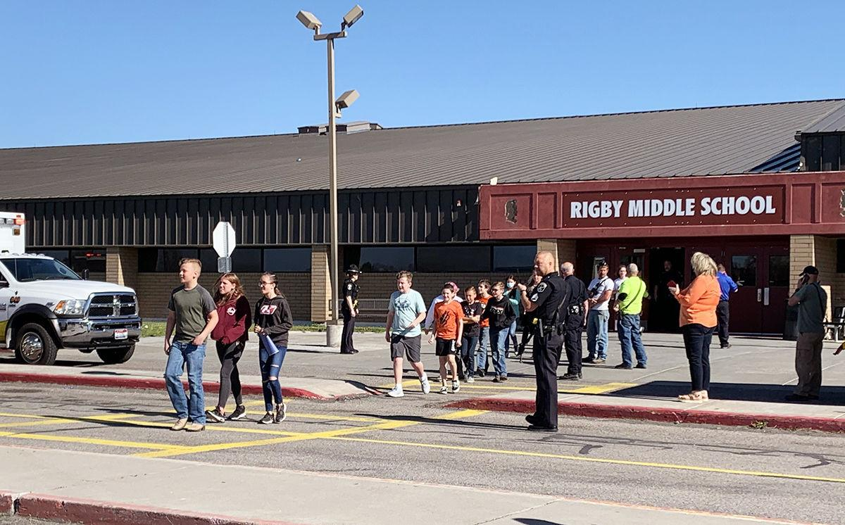 Rigby community shaken by shooting at RMS